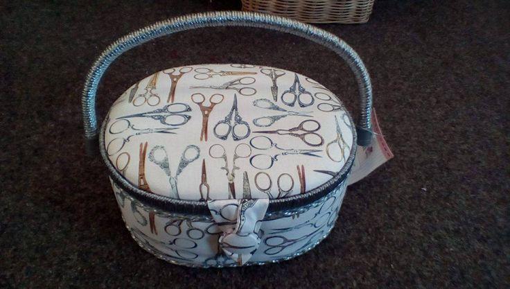 new sewing box!
