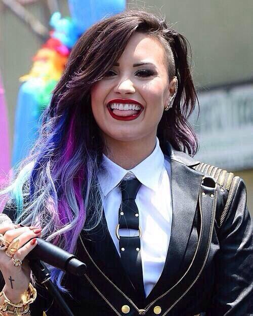 Demi Lovato - LA Pride | June 8, 2014