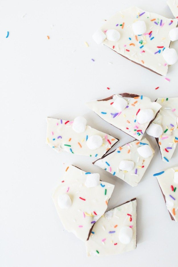 s'mores bark recipe