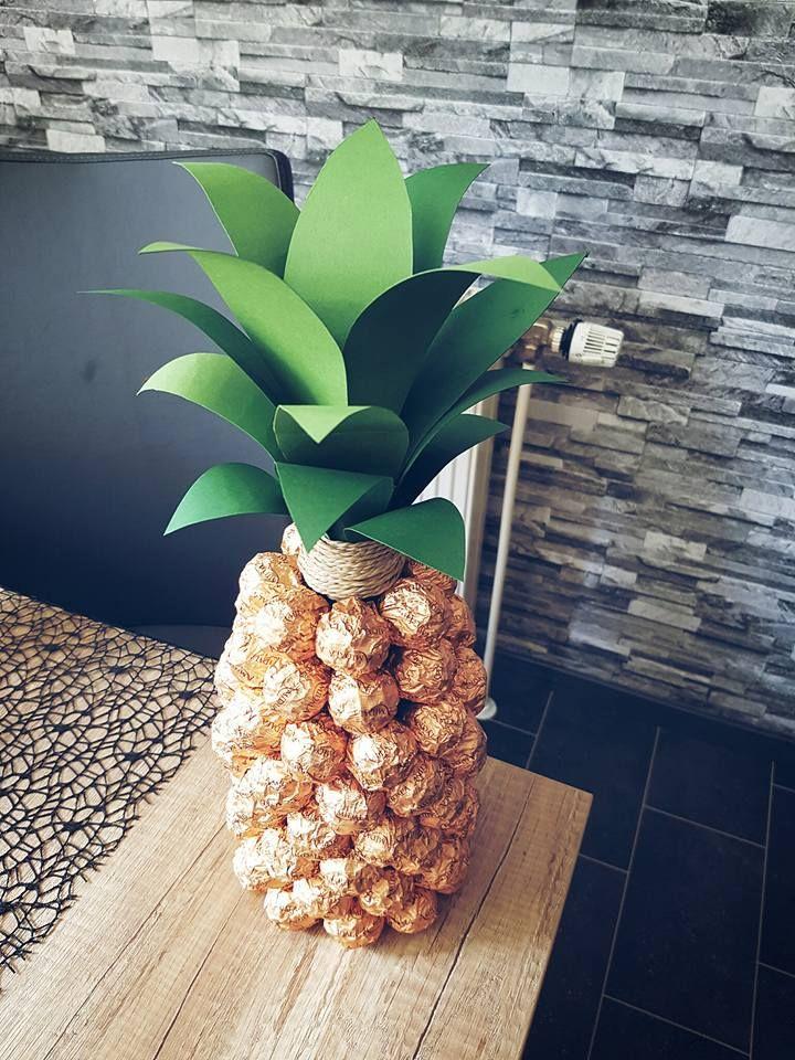 Ferrero Rocher Pineapple