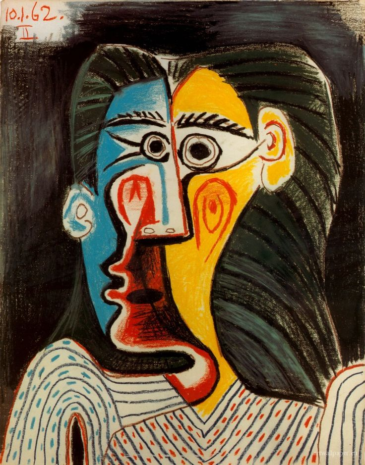 Pablo Picasso Paintings 46 | Paintings Art Gallery✖️More Pins Like This One At FOSTERGINGER @ Pinterest✖️‬