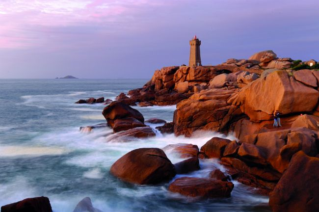 Home To The Atmospheric Pink Granite Coast With Its Dramatic Capes And Glorious Beaches Smatterings Of Histor Bretagne Explore Dream Discover Great Dog Names