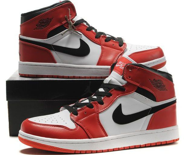 Jordan 1s White Red Black Sale, high quality and cheap price, more than 50