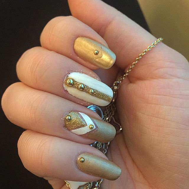 The 25 best new years nail designs ideas on pinterest new my new year nail design newyearnails nailsparkz designsparkz naildesigns awesomenails prinsesfo Images