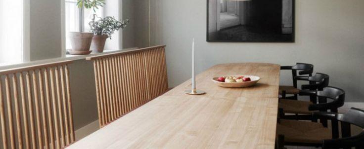 Amazing #DiningTable #DinningRoom #Design #minimalism