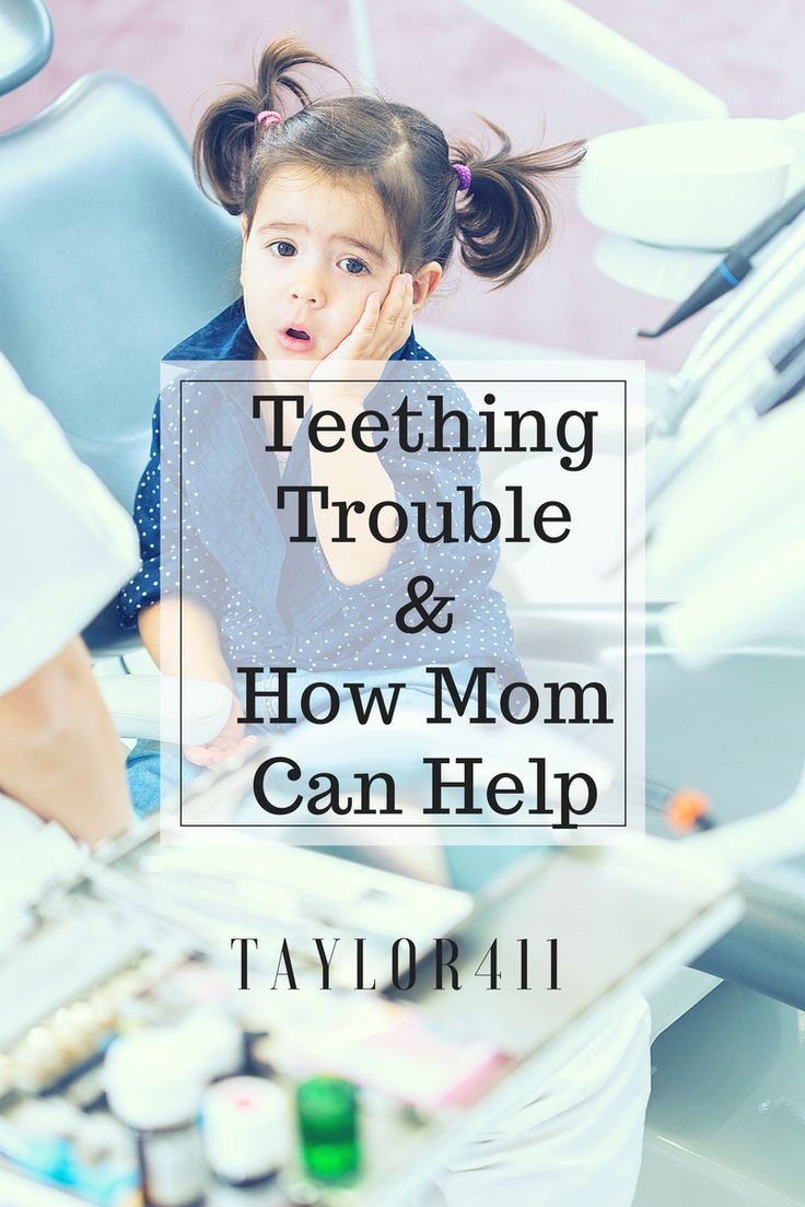 Check for signs and symptoms for baby and toddler teething. This includes medicines and remedies to help with teething.