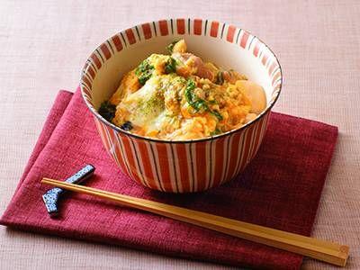 [親子丼] 料理レシピ|みんなのきょうの料理