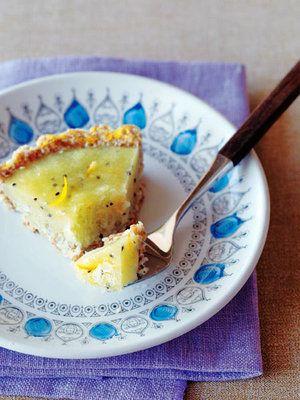 【ELLE a table】洋梨とキウイフルーツのフローズンタルトレシピ エル・オンライン