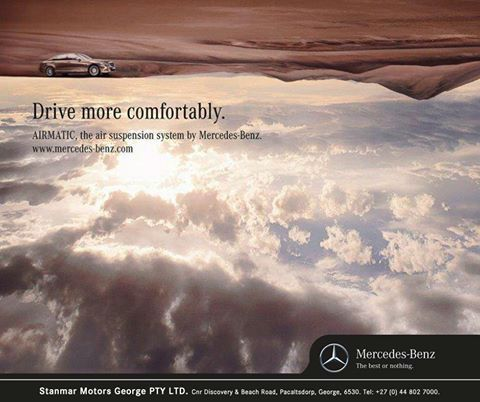 The AIRMATIC air suspension system by #MercedesBenz offers individual comfort with a high level of safety. Contact #TeamStanmar on 044 802 7000 for more information.