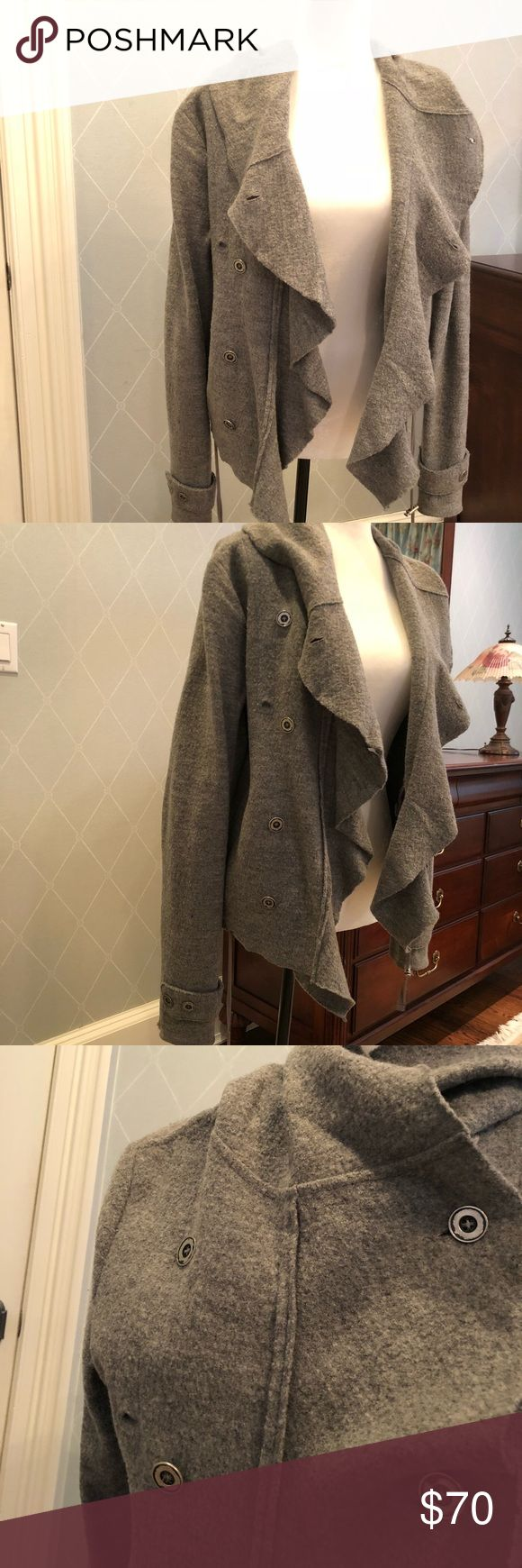 Free people jacket The cutest free people jacket in great condition! Free People Jackets & Coats