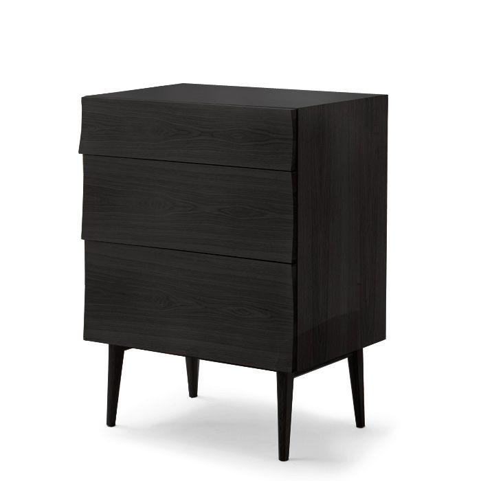 kommode schwarz vintage neuesten design. Black Bedroom Furniture Sets. Home Design Ideas