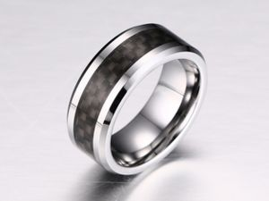 High quality and affordable tungsten rings for men by Prime Jewelry.