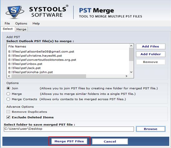 PST Merge Utility: TapsYour Way Out To Better Management of PST Files