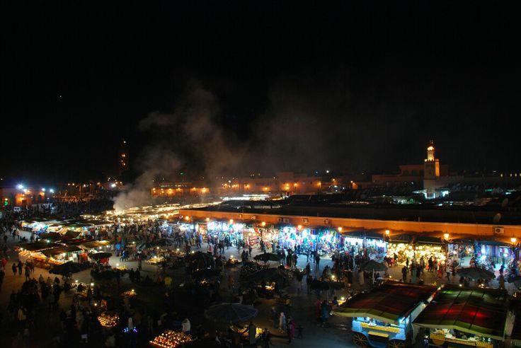 Marakech,Morocco