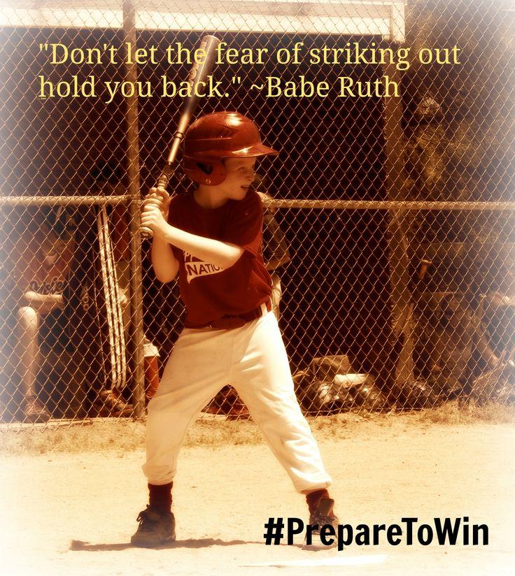 Inspiration - baseball