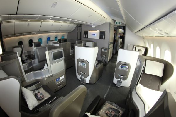 Review: British Airways ClubWorld im 787 Dreamliner- auf ...