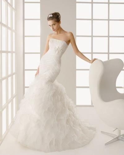Скарлетт йоханссон свадебное платье