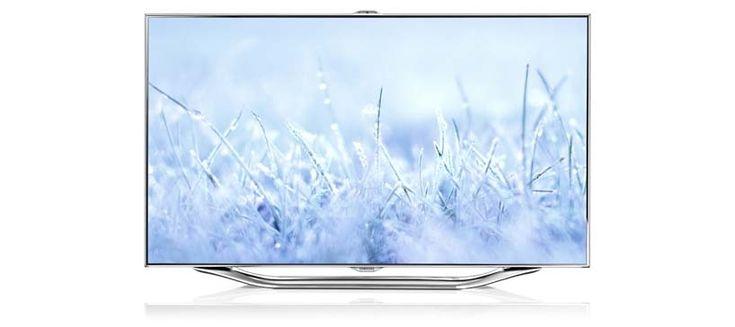 Esta Smart TV tiene una pantalla Ultra Slim LED de 46 pulgadas con resolución Full HD y es capaz de reproducir contenido en 3D.