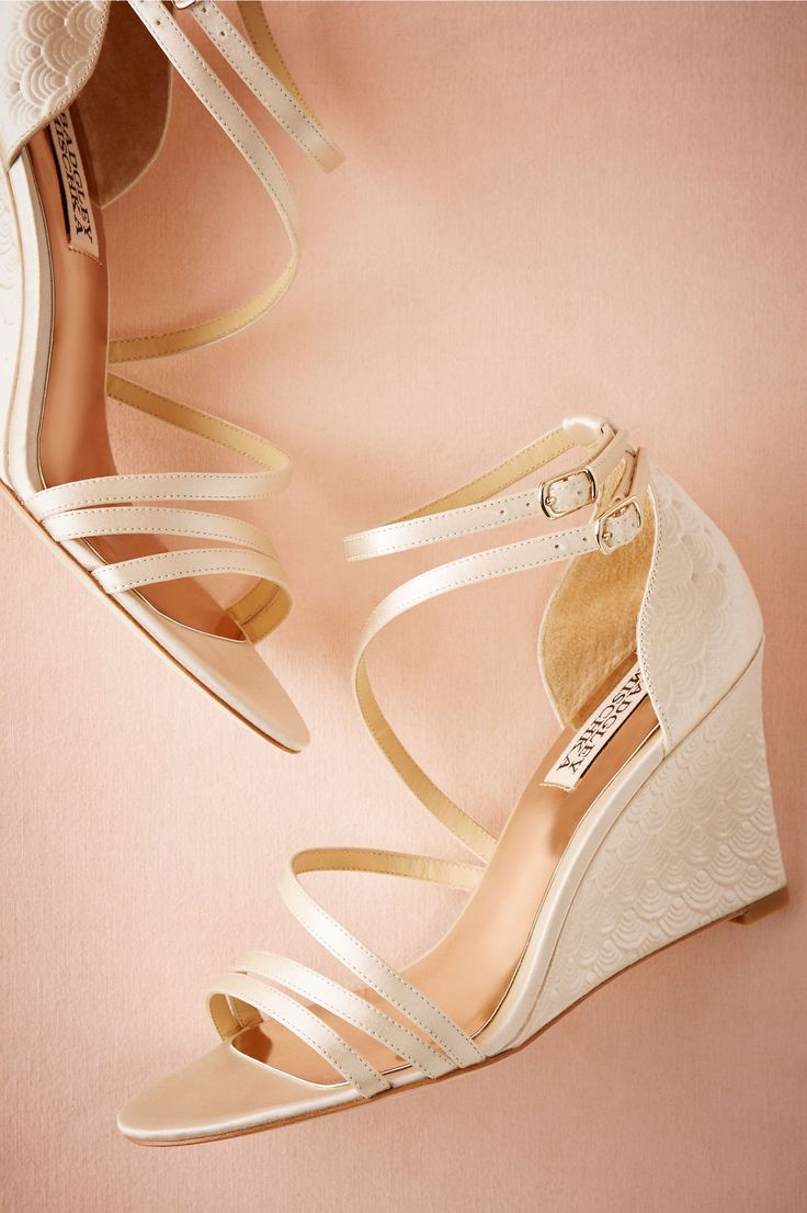 BHLDN Valencia Wedges in  Shoes & Accessories Shoes at BHLDN