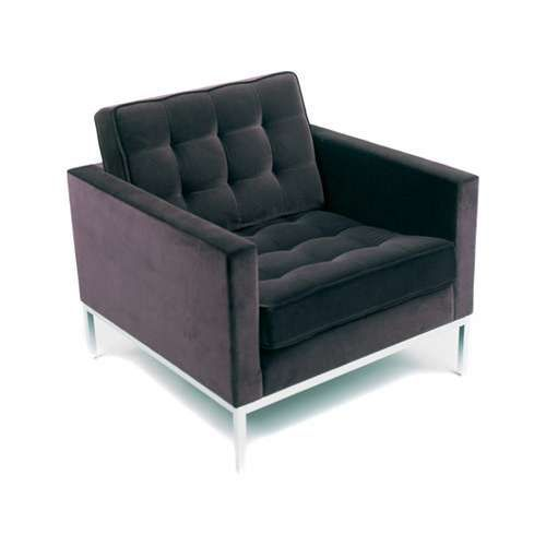 FLORENCE LOUNGE CHAIR - KNOLL - $6405  WEBSITE: http://www.knoll.com/product/florence-knoll-lounge-chair