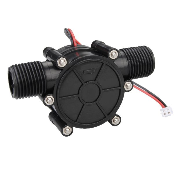 10W 4.2/ 5/ 12/ 80V DC Hydroelectric Power Micro-hydro Generator Portable Water Charger