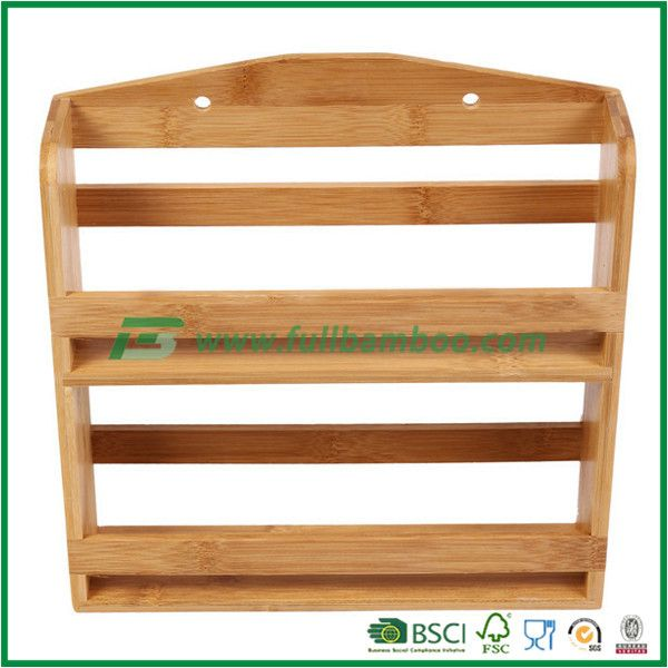 Fuboo 2-Tier Bamboo Spice Rack bamboo cruet, View 2-Tier Bamboo Spice Rack bamboo cruet, FB Product Details from Fujian Fuboo Bamboo and Wood Products Co., Ltd. on Alibaba.com