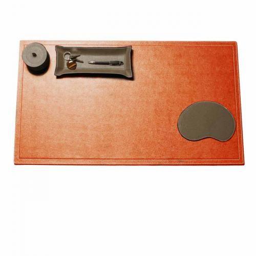 Schreibtischauflage XL, siena rotbraun Jetzt bestellen unter: http://www.woonio.de/produkt/schreibtischauflage-xl-siena-rotbraun/