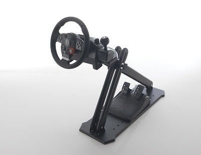 Earl Rs1 Steering Wheel Stand Onyx Black Ps3 Logitech