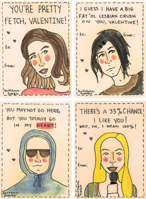 mean girls valentine s...