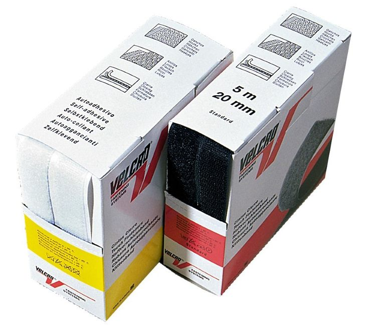 Αυτοκόλλητη Ταινία Velcro 5 m   www.lightgear.gr