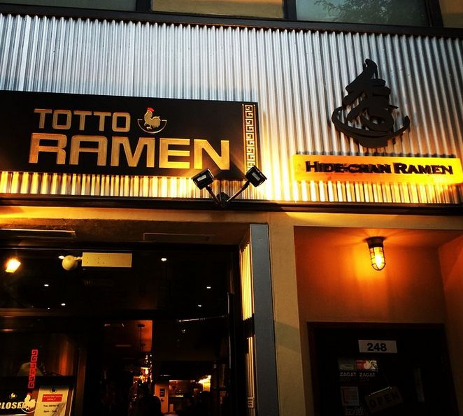totto ramen east 52nd street and 2nd ave