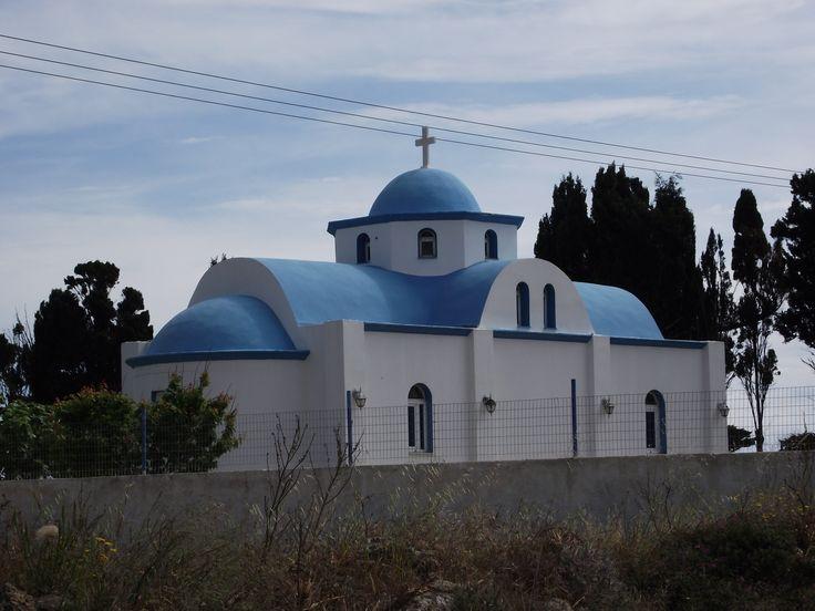 Main church Kefalos, Kos, Greece