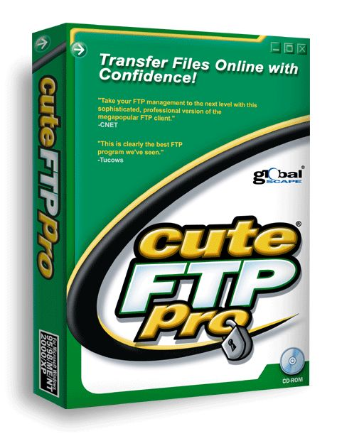 Cute FTP Pro 8.3.4.007 | 24 Mb   CuteFTP Professional is an award-winning FTP Client for securely and reliably transferring files over industry standard protocols including FTP, FTPS, HTTP, HTTPS and SSH. It's the right choice when you want the ultimate in performance and security.  https://rapidshare.com/files/1657853905/CFTPP8.3.4.007.rar