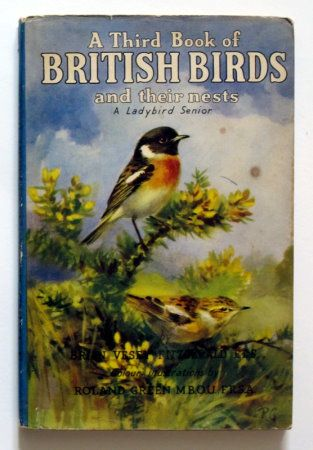 A Third Book of British Birds and Their Nests, Vesey Fitzgerald Brian : Green Roland March House Books