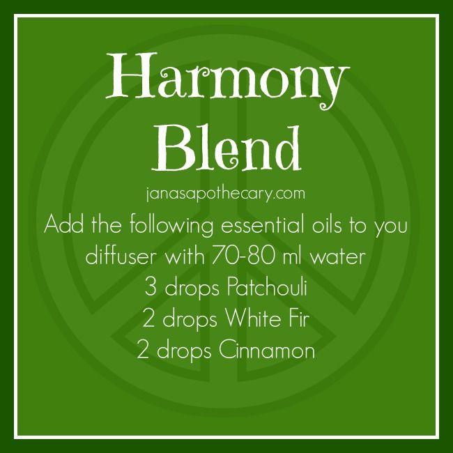 Harmony Blend