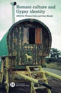 Romany Culture & Gypsy Identity Book