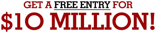 Get A Free Entry For $10 Million. Enter this PCH giveaway for the opportunity to…