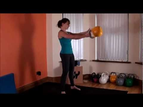 Lights, Camera, ACTION! Kettlebell Interval Routine