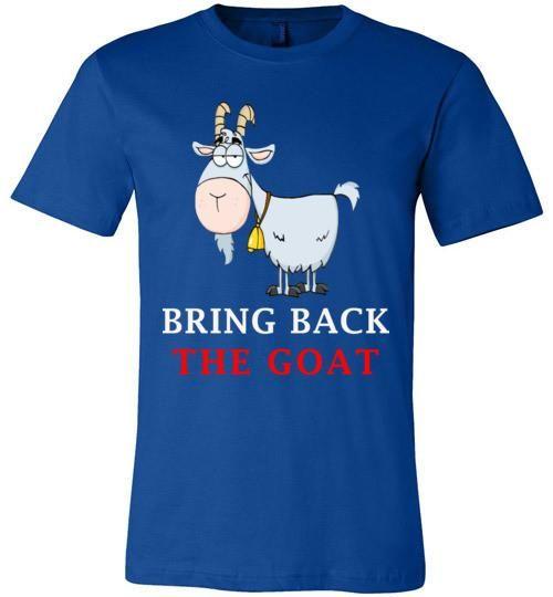 Cubs Bring Back The Goat T-Shirt