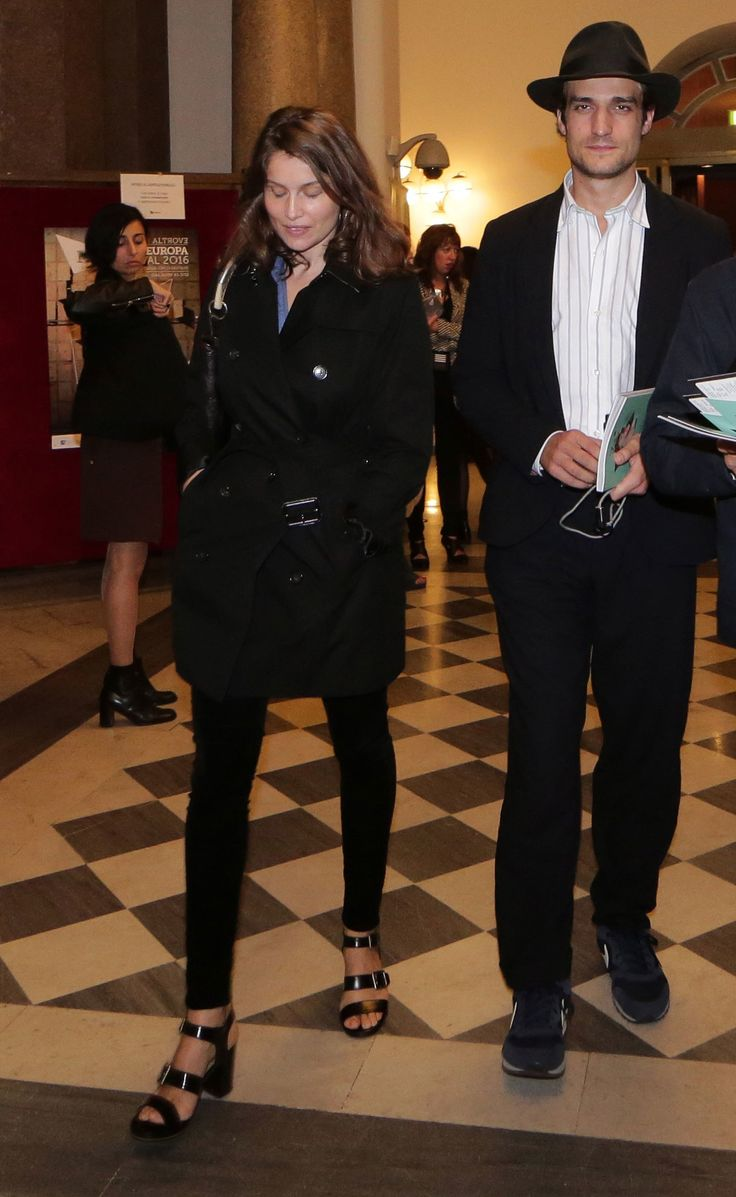 Newlyweds laetitia casta and louis garrel are the next French style fashion advice
