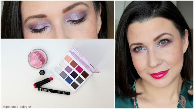 Makeup Romantic look in lilac and fucsia [Monday Shadow Challenge]    Hello my lovelies! how are you today? It's been almost two weeks since I last published here I took a break half of it was wanted and half of it unwanted. As I told you my hubby and I took a weekend escapade to Brighton where we first met 20 years ago when we came back I intended to do a lot of improvements for our home but then I caught a nasty flu and I had a fever that lasted me for 5 days despite the medicines which…