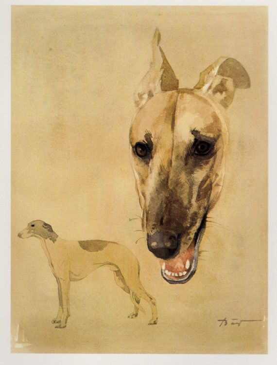 858 best Art: Dogs images on Pinterest | Dog art, Dog drawings and ...
