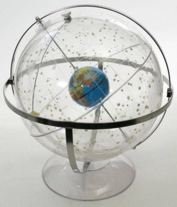 Transparent Celestial Star Globe | American Educational Products