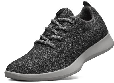 "allbirds wool runners, sneakers.  ""A remarkable shoe that's soft, lightweight, breathable, and fits your every move"".  available in lace-up and slip on styles.  want to try these!     lj"