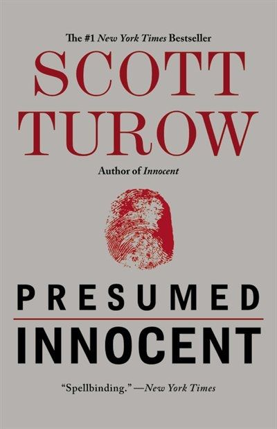 The 25+ best Presumed innocent ideas on Pinterest Change my life - presumed innocent author
