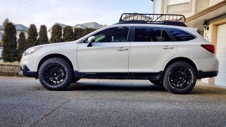 Subaru Impreza Roof Rack >> R. Kirk - 2017 Subaru Outback | Subaru outback accessories ...