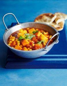 Veggie balti curry recipe: 211 calories per serving. 5:2 diet recipes for fasting days