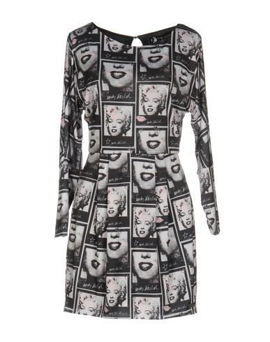 ANDY WARHOL by PEPE JEANS Women's Short dress Grey XS INT