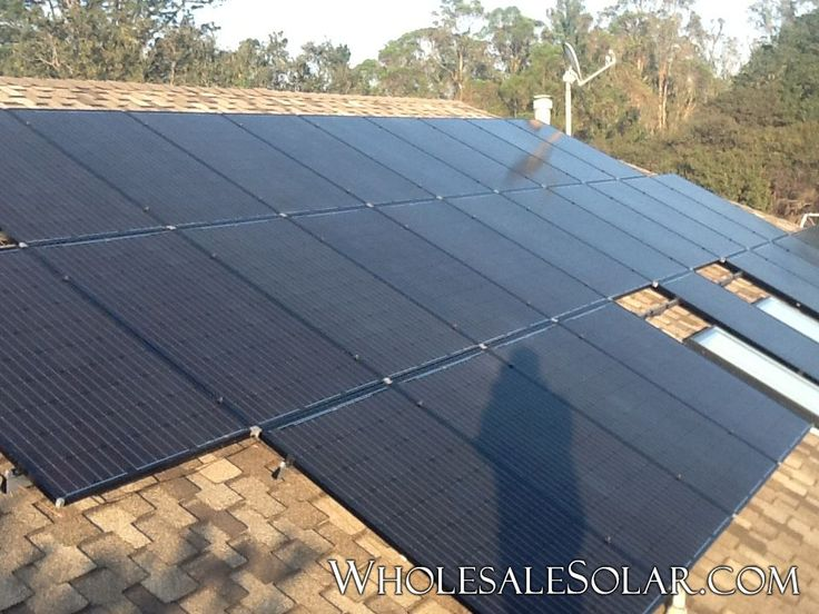March '15 Solar Installation Of The Month Winner: Brian J.