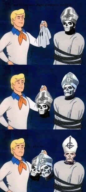 Scooby Doo - Ghost Reveal